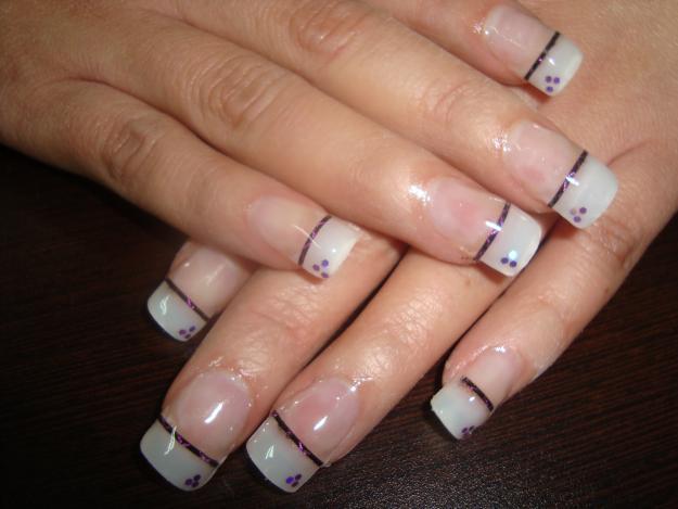 Diseños de uñas con piedras - Uñas Decoradas CLUB